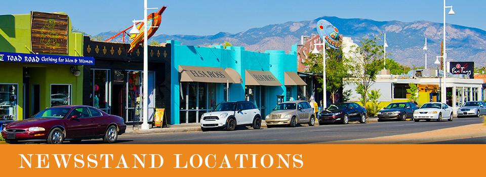 Newsstand Locations