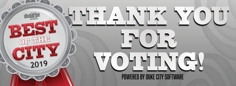 Thanks for Voting!