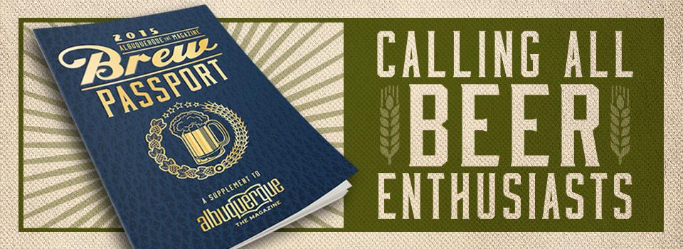 Brew Passport