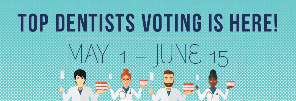 Top Dentists Voting Closed