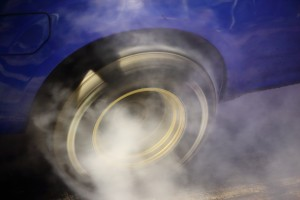 Burn of Tyre