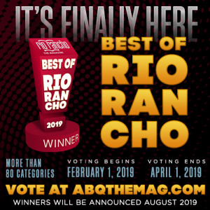 Best of Rio Rancho Voting